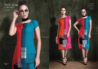 VASTRIKAA SHADES VOL 4 WHOLESALE BEST RATE KURTIS BY GOSIYA EXPORTS SURAT (1)