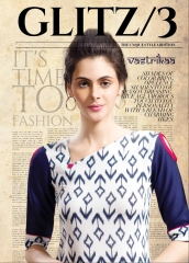VASTRIKKA GLITZ VOL 3 BUBBLE GEORGETTE KURTI WHOLESALE RATE AT GOSIYA EXPORTS SURAT WHOLESALE DEALER AND SUPPLAYER SURAT GUJARAT (10)