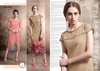VASTRIKKA GLITZ VOL 3 BUBBLE GEORGETTE KURTI WHOLESALE RATE AT GOSIYA EXPORTS SURAT WHOLESALE DEALER AND SUPPLAYER SURAT GUJARAT (5)