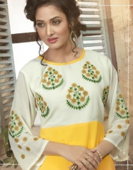 Veera Tex zoya Kurties collection wholesale price supplier BY GOSIYA EXPORTS SURAT (4)