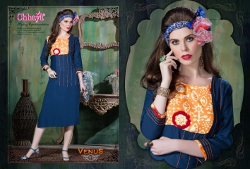 venus Heavy quality rayon print n plain mix match concept WHOLESALE BEST RATE BY GOSIYA EXPORTS SURAT (18)