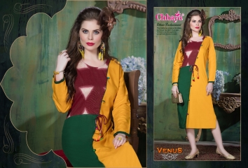 venus Heavy quality rayon print n plain mix match concept WHOLESALE BEST RATE BY GOSIYA EXPORTS SURAT (29)