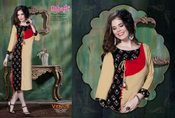 venus Heavy quality rayon print n plain mix match concept WHOLESALE BEST RATE BY GOSIYA EXPORTS SURAT (30)