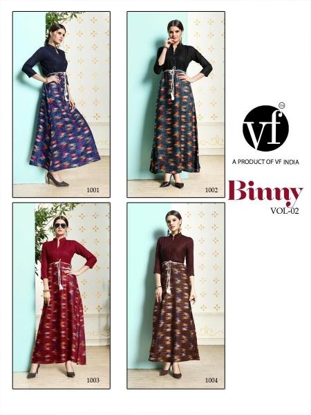 VF FASHION BINNY VOL 2  (6)