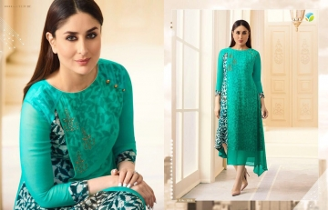 VINAY FASHION BY TUMBAA BEBO CATALOGUE GEORGETTE KURTI WHOLESALER BEST ARET BY GOSIYA EXPORTS SURAT (8)