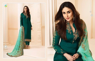 VINAY FASHION KAREENA VOL 3 GEORGETTE PARTY WEAR WHOLESALE SALWAR KAMEEZ COLLECTION BEST RATE BY GOSIYA EXPORTS SURAT (2)