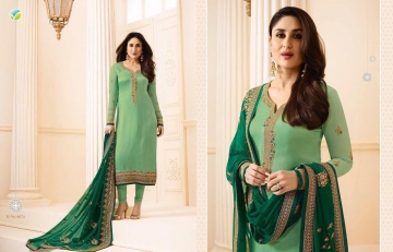 VINAY FASHION KAREENA VOL 3 GEORGETTE PARTY WEAR WHOLESALE SALWAR KAMEEZ COLLECTION BEST RATE BY GOSIYA EXPORTS SURAT (4)