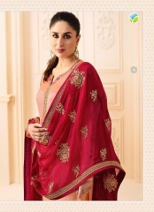 VINAY FASHION KAREENA VOL 3 GEORGETTE PARTY WEAR WHOLESALE SALWAR KAMEEZ COLLECTION BEST RATE BY GOSIYA EXPORTS SURAT
