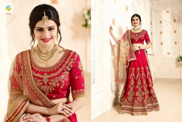 VINAY FASHION LLP PRINCESS LEHENGHA COLLECTION WHOLESALE SURAT BEST RATE VINAY FASHION (1)