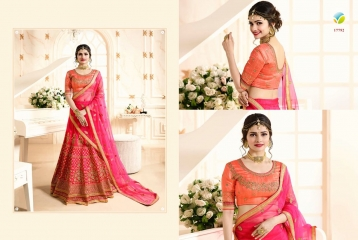 VINAY FASHION LLP PRINCESS LEHENGHA COLLECTION WHOLESALE SURAT BEST RATE VINAY FASHION (2)