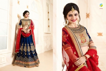 VINAY FASHION LLP PRINCESS LEHENGHA COLLECTION WHOLESALE SURAT BEST RATE VINAY FASHION (4)