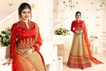 VINAY FASHION LLP PRINCESS LEHENGHA COLLECTION WHOLESALE SURAT BEST RATE VINAY FASHION (5)