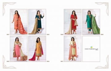 VINAY FASHION LLP QUEEN RAMAZAN SPECIAL SUITS by GOSIYA EXPORTS (8)