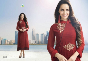 VINAY FASHION LLP TUMBA METRO KURTIS WHOLESALE RATE AT SURAT GOSIYA EXPORTS WHOLESALE DEALER AND SUPPLAYER SURAT GUJARAT (9)