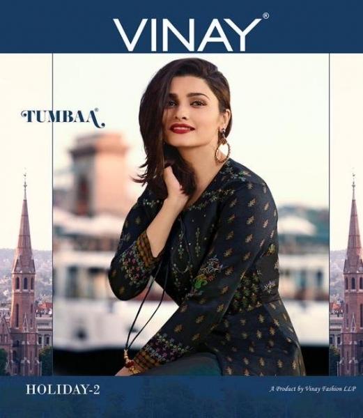 VINAY FASHION LLP TUMBAA HOLIDAY VOL 2  (3)