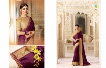 VINAY SHEESHA SPARKLE EMBROIDERED SAREES CATALOG WHOLESALE SUPPLIER DEALER BEST RATE BY GOSIYA EXPORTS SURAT (3)