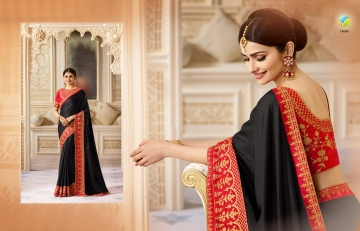 VINAY SHEESHA SPARKLE EMBROIDERED SAREES CATALOG WHOLESALE SUPPLIER DEALER BEST RATE BY GOSIYA EXPORTS SURAT (6)
