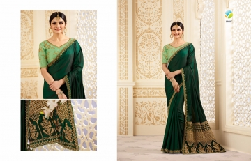VINAY SHEESHA SPARKLE EMBROIDERED SAREES CATALOG WHOLESALE SUPPLIER DEALER BEST RATE BY GOSIYA EXPORTS SURAT (7)
