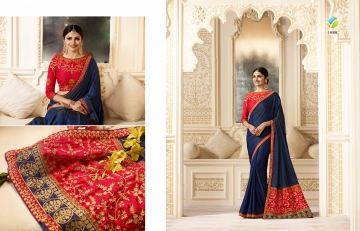 VINAY SHEESHA SPARKLE EMBROIDERED SAREES CATALOG WHOLESALE SUPPLIER DEALER BEST RATE BY GOSIYA EXPORTS SURAT (8)
