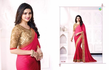 Vinay starwalk blossom party wear saree collection BY GOSIYA EXPORTS (9)