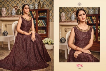 VIPUL ALL TIME SUPER DESIGNS CATALOGS OF PARTY WEAR SALWAR SUIT WHOLESLAE BEST RATE BY GOSIYA EXPORTS SURAT (16)