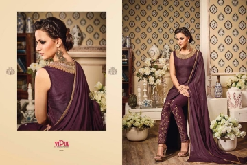 VIPUL ALL TIME SUPER DESIGNS CATALOGS OF PARTY WEAR SALWAR SUIT WHOLESLAE BEST RATE BY GOSIYA EXPORTS SURAT (21)