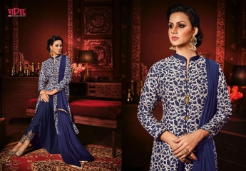 VIPUL ALL TIME SUPER DESIGNS CATALOGS OF PARTY WEAR SALWAR SUIT WHOLESLAE BEST RATE BY GOSIYA EXPORTS SURAT (22)