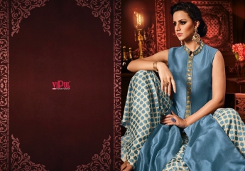 VIPUL ALL TIME SUPER DESIGNS CATALOGS OF PARTY WEAR SALWAR SUIT WHOLESLAE BEST RATE BY GOSIYA EXPORTS SURAT (27)