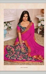 VIPUL CAT 345 FLORENZA GRACE FANCY PRINTED SAREE VIPUL CATALOG WHOLESALE BEST RATE BY GOSIYA EXPORTS SURAT (13)