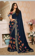 VIPUL CAT 345 FLORENZA GRACE FANCY PRINTED SAREE VIPUL CATALOG WHOLESALE BEST RATE BY GOSIYA EXPORTS SURAT (2)