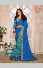 VIPUL CAT 345 FLORENZA GRACE FANCY PRINTED SAREE VIPUL CATALOG WHOLESALE BEST RATE BY GOSIYA EXPORTS SURAT (6)