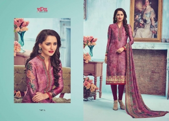 VIPUL DCAT VOL 74 SUITS CATALOG WHOLESALE VIPUL DEALER BY GOSIYA EXPORTS (5)