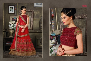 VIPUL FASHION 901-909 SERIES DESIGNER WEDDING PARTY WEAR LEHENGA (10)