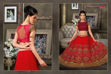 VIPUL FASHION 901-909 SERIES DESIGNER WEDDING PARTY WEAR LEHENGA (11)