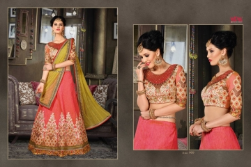 VIPUL FASHION 901-909 SERIES DESIGNER WEDDING PARTY WEAR LEHENGA (16)