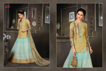VIPUL FASHION 901-909 SERIES DESIGNER WEDDING PARTY WEAR LEHENGA (8)