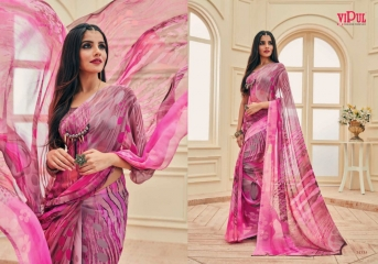 VIPUL FASHION AYAAN TRENDZ GEORGETTE SAREES WHOLESALER BEST RATE BY GOSIYA EXPORTS SURAT ONLINE (1)