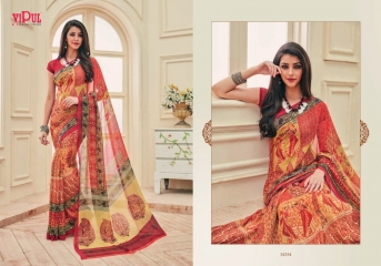 VIPUL FASHION AYAAN TRENDZ GEORGETTE SAREES WHOLESALER BEST RATE BY GOSIYA EXPORTS SURAT ONLINE (13)