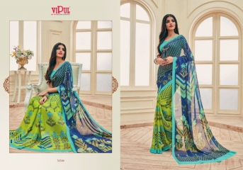 VIPUL FASHION AYAAN TRENDZ GEORGETTE SAREES WHOLESALER BEST RATE BY GOSIYA EXPORTS SURAT ONLINE (2)