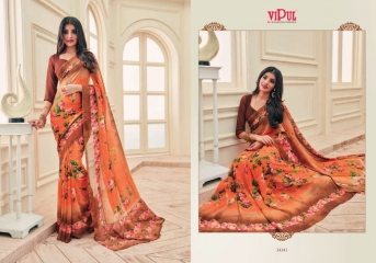 VIPUL FASHION AYAAN TRENDZ GEORGETTE SAREES WHOLESALER BEST RATE BY GOSIYA EXPORTS SURAT ONLINE (6)