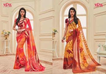 VIPUL FASHION AYAAN TRENDZ GEORGETTE SAREES WHOLESALER BEST RATE BY GOSIYA EXPORTS SURAT ONLINE (7)