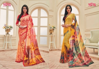 VIPUL FASHION AYAAN TRENDZ GEORGETTE SAREES WHOLESALER BEST RATE BY GOSIYA EXPORTS SURAT ONLINE (8)