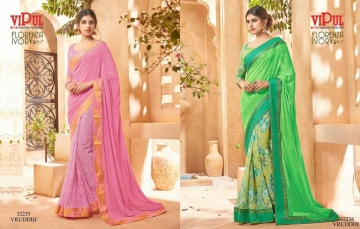 VIPUL FASHION BY CAT 322 FANCY SAREES WHOLESALE BEST RATE SURAT BY VIPUL FASHION (12)