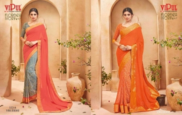 VIPUL FASHION BY CAT 322 FANCY SAREES WHOLESALE BEST RATE SURAT BY VIPUL FASHION (3)
