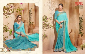 VIPUL FASHION BY CAT 322 FANCY SAREES WHOLESALE BEST RATE SURAT BY VIPUL FASHION (5)
