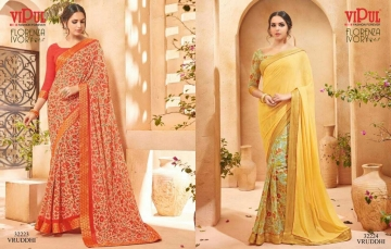 VIPUL FASHION BY CAT 322 FANCY SAREES WHOLESALE BEST RATE SURAT BY VIPUL FASHION (8)