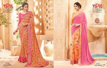 VIPUL FASHION BY CAT 322 FANCY SAREES WHOLESALE BEST RATE SURAT BY VIPUL FASHION (9)