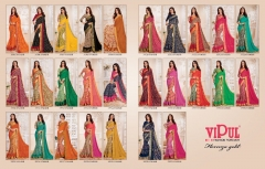 VIPUL FASHION FLORENZA GOLD (19)