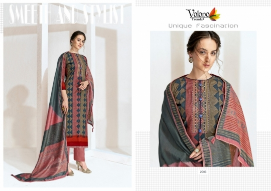 VOLONO ELAN VOL 1 CAMBRIC COTTON CASUAL SUITS SUMMER COLLECTION WHOLESALE DEALER BEST RATE BY GOSIYA EXPROTS SURAT (3)