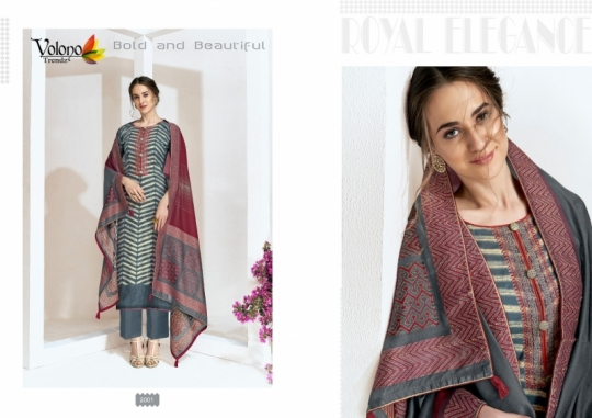 VOLONO ELAN VOL 1 CAMBRIC COTTON CASUAL SUITS SUMMER COLLECTION WHOLESALE DEALER BEST RATE BY GOSIYA EXPROTS SURAT (4)